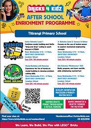 Bricks4Kids After School Enrichment Program