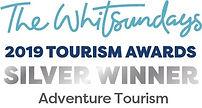 TW Awards Logo.Silver winner.Silver winn