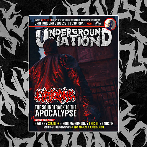 Underground Nation Sinister 6 | Lyrizone Edition Magazine