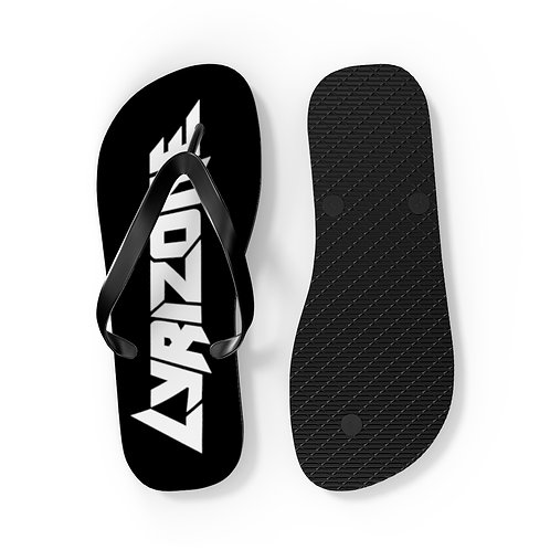 Lyrizone Flip Flops
