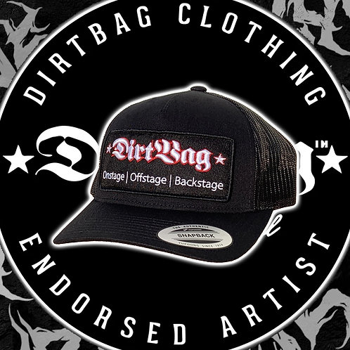 Dirtbag Trucker Hat | Endorsed Arist Lyrizone