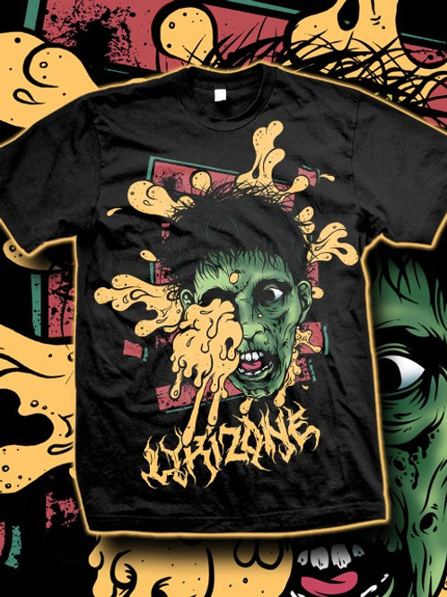 Splatter Brained (Tee Shirt)