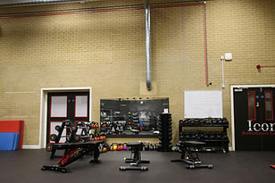 Icon Performance Centre Medway Park