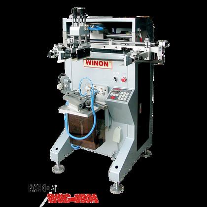 Станок для трафаретной печати по цилиндру WSC-360A полуавтомат