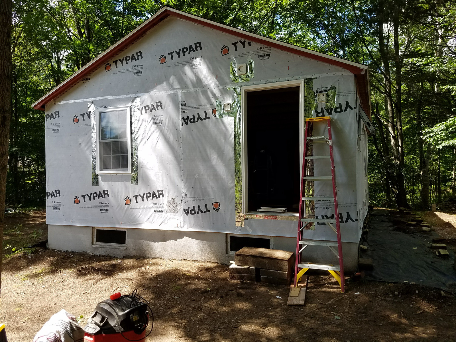 Electrician St Johnsbury One Ten Electric Llc Rough Wiring A House New Home In