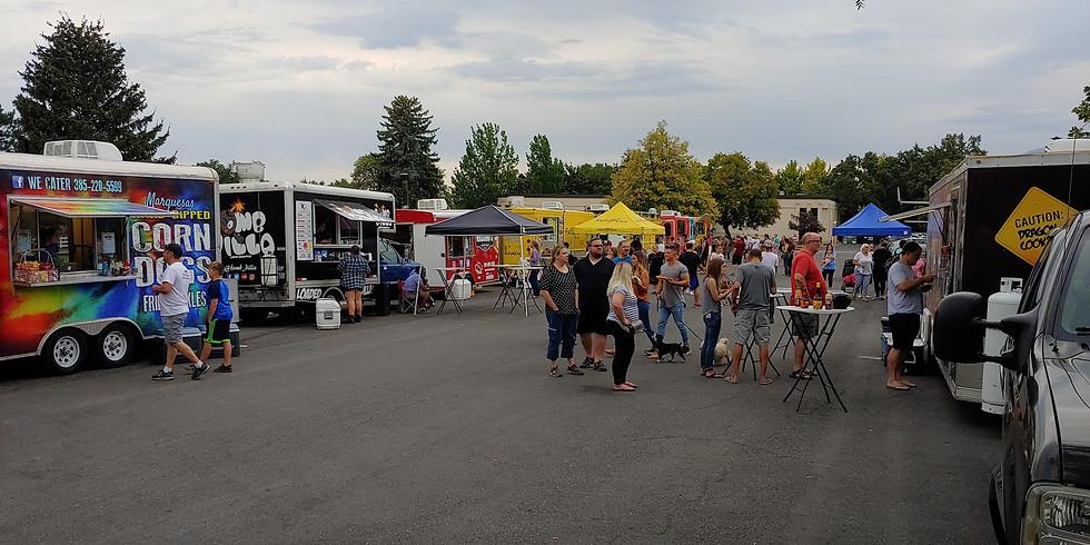 Bountiful Food Truck League