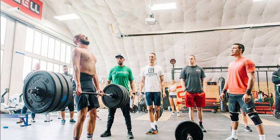 CANCELLED - Rockwell Crossfit Fitness Festival