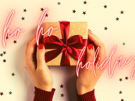 Small Business Saturday 2020 | Ho Ho Holidays!
