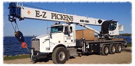E-Z Pickens Crane - Edmonton