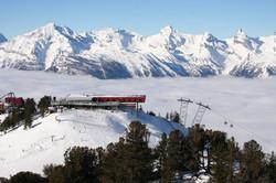 Tracouet Nendaz ski station