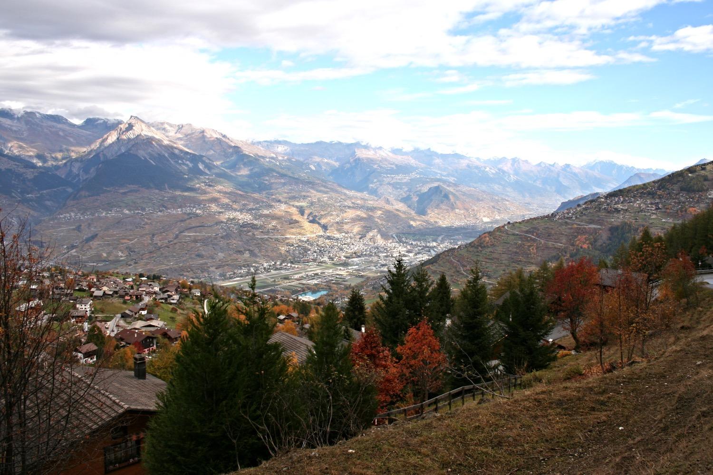 Rhone Valley Valais
