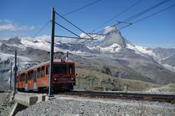 Glacier express, gornergrat, Valais Switzerland
