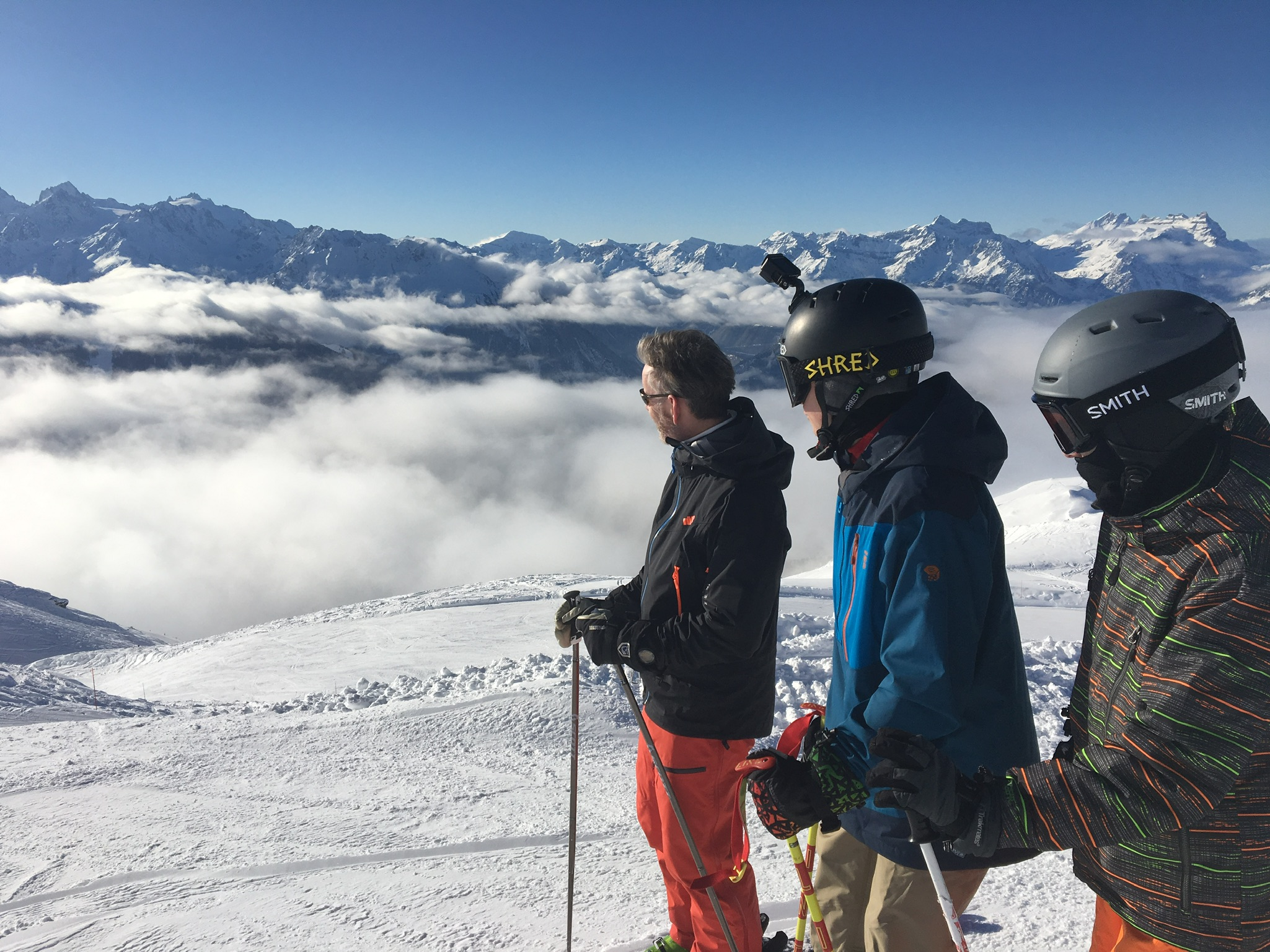 4 Valleys, Verbier Valais