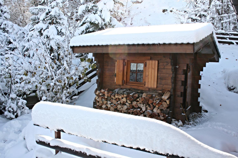 Chalet Lisa Nendaz Wintertime