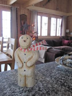 Happy Christmas at Chalet Lisa