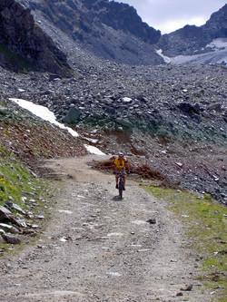 Tour de Mont Four Nendaz, Verbier mountain biking