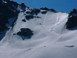 Plan de Fou piste ski run Nendaz 4 Valleys