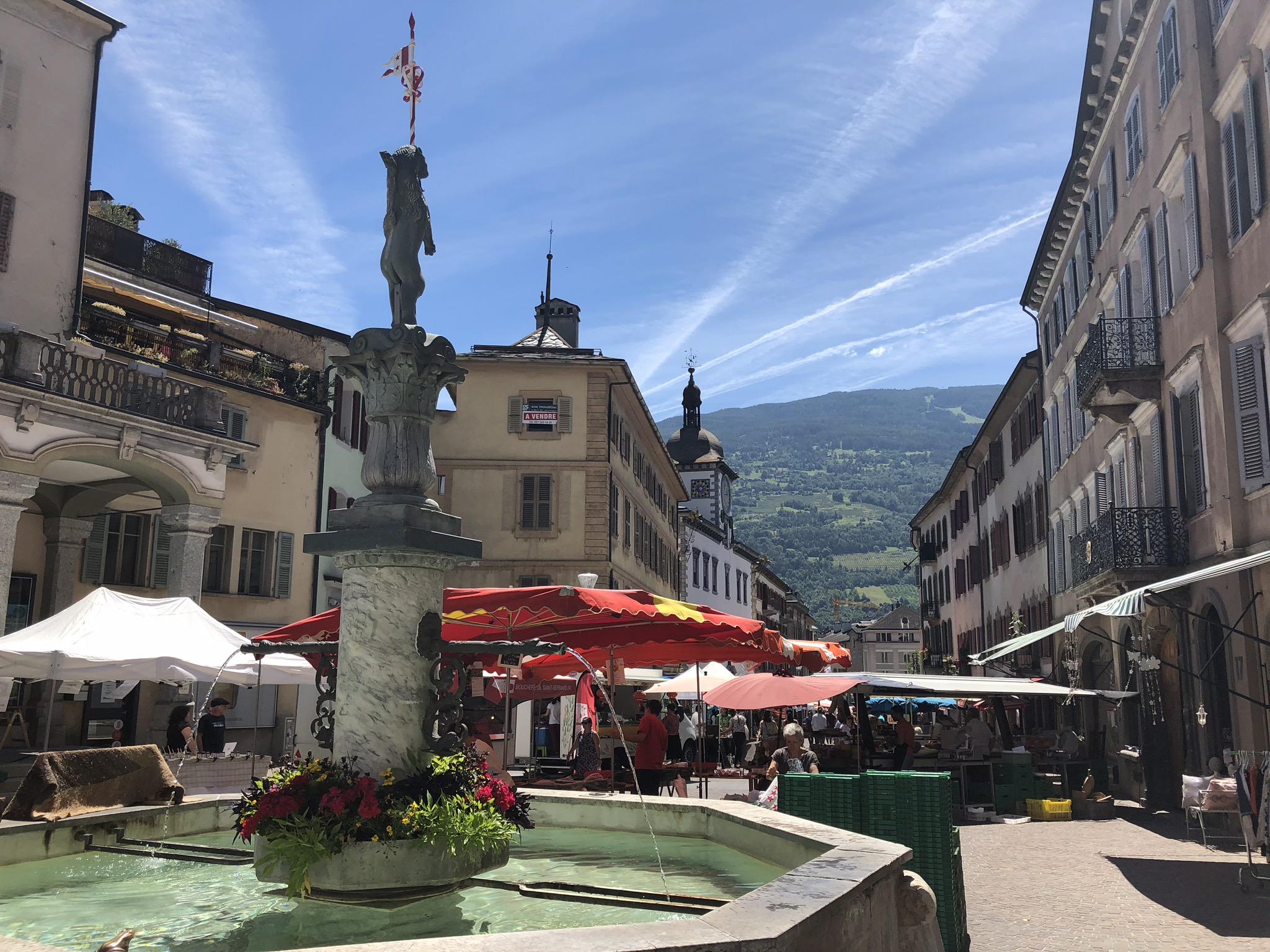 Sion, Rhone Valley Valais