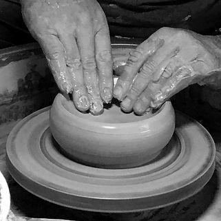 Rob Sollis studio_hands making rice bowl