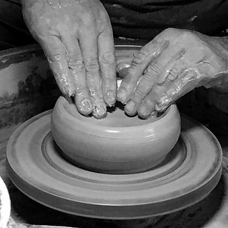 Rob Sollis studio_hands making rice bowl