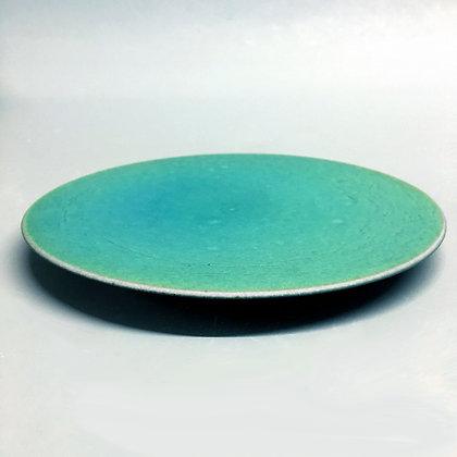 Hand-thrown Ceramic Plate