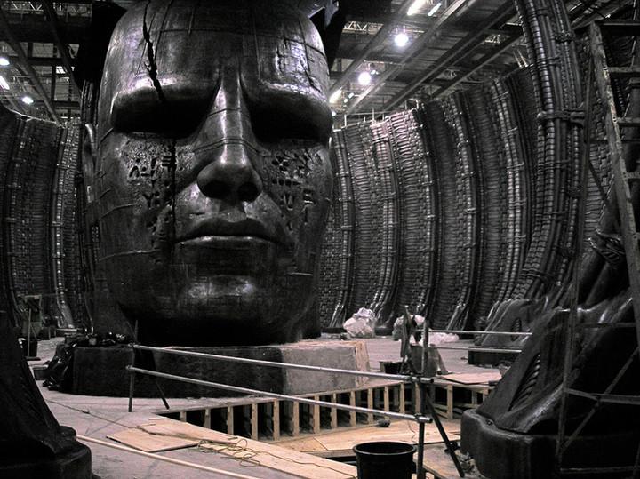 Prometheus Alien Chamber set.