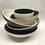 Thumbnail: Hand-thrown Ceramic Noodle Ramen Bowl
