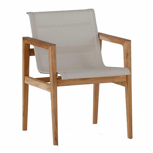 Coast Teak Arm Chair - Natural