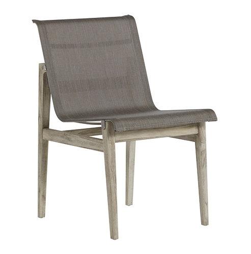 Coast Teak Side Chair - Oyster