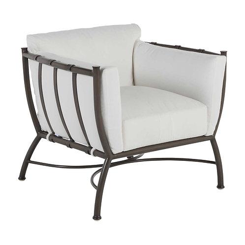 Majorca Aluminum Club Chair