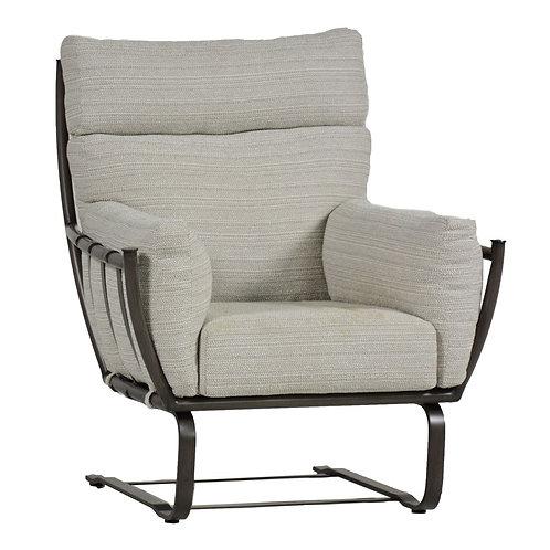 Majorca Aluminum Spring Lounge Chair