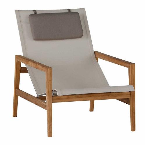 Coast Teak Easy Chair - Natural