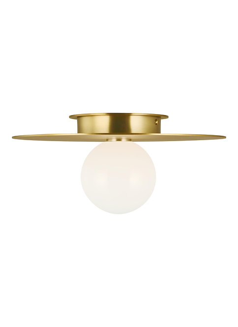 1 - Light Long Pendant