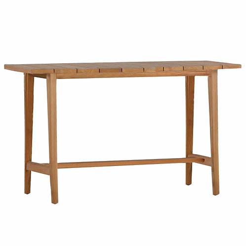 Coast Teak Bar Table - Natural