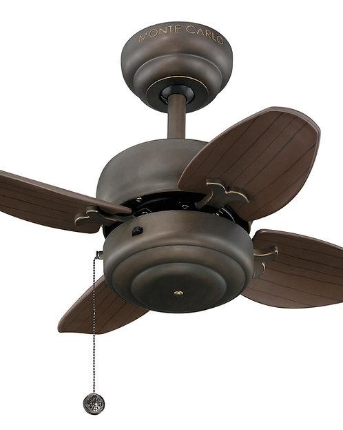 """20"""" Mini 20 Fan - Roman Bronze"""