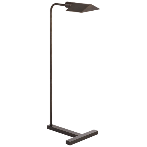 William Pharmacy Floor Lamp in Bronze