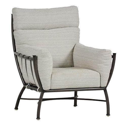 Majorca Aluminum Lounge Chair