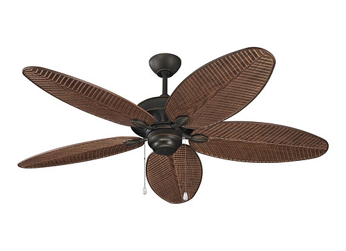 "52"" Cruise Outdoor Fan - Roman Bronze (Wet Rated)"