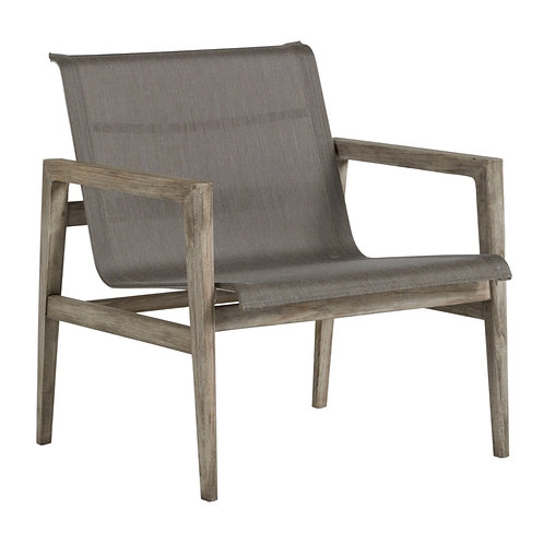 Coast Teak Lounge Chair - Oyster