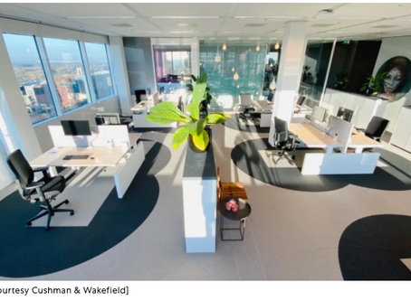 Our offices will never be the same after COVID-19. Here's what they could look like