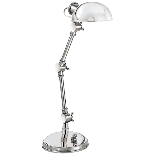 The Pixie in Polished Nickel