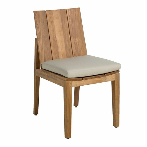 Ashland Teak Side Chair - Natural