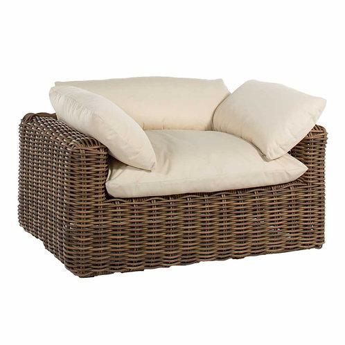 Montecito Woven Lounge - Raffia
