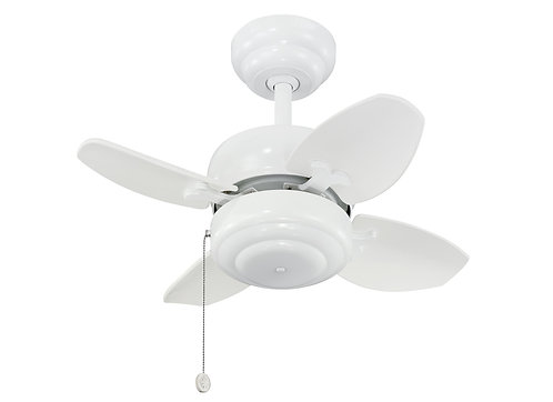 "20"" Mini 20 Fan - White"