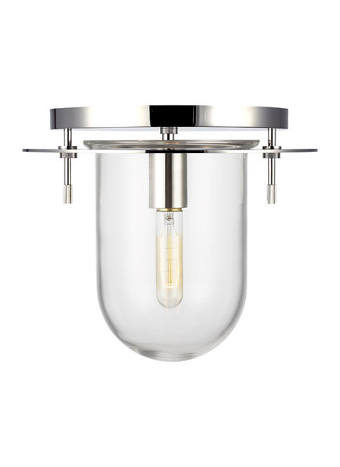 1 - Light Small Flush Mount