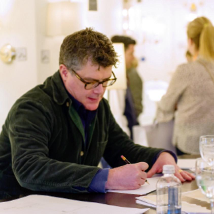 Thomas O'Brien Book Signing