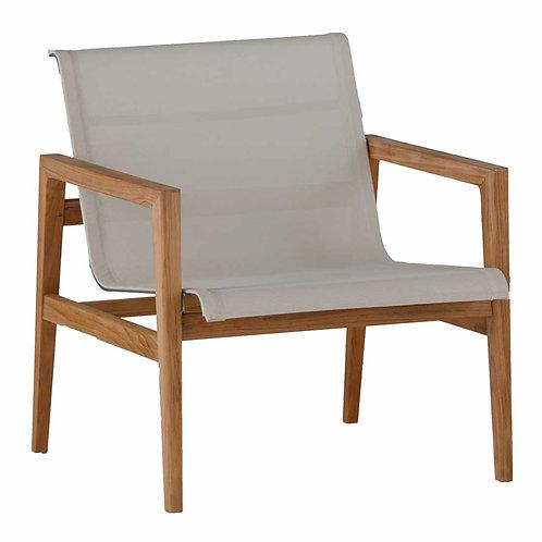 Coast Teak Lounge Chair - Natural