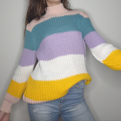 JERSEY COLORES TRICOT