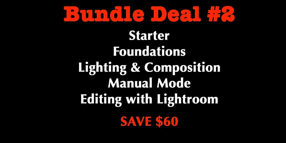 Bundle Deal $225