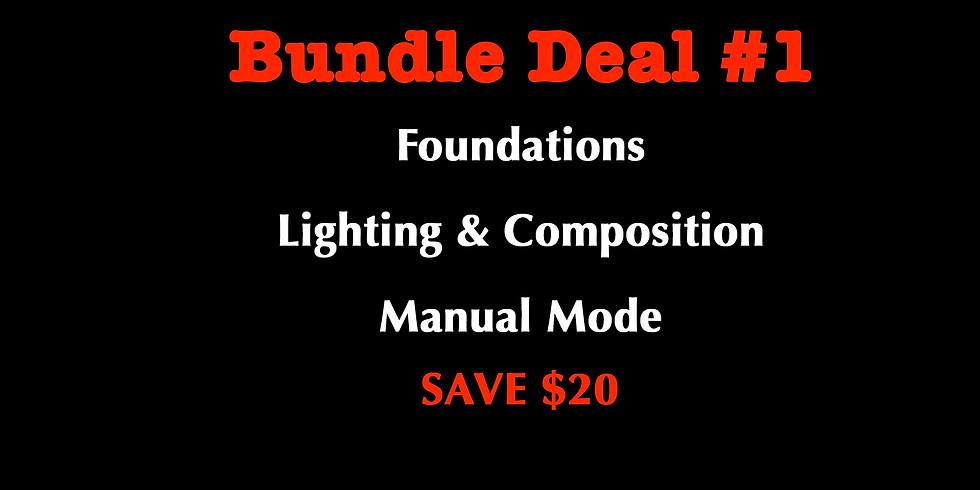 Bundle Deal $175